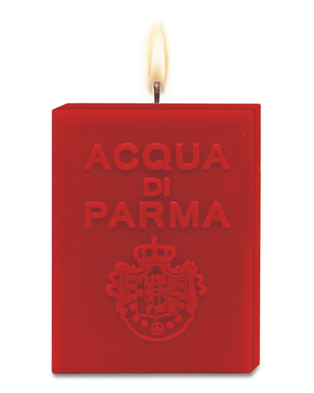 Acqua di Parma RED CUBE CANDLE (SPICES)