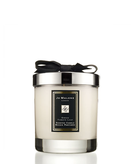 Green Tomato Leaf Scented Candle