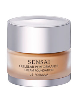 Kanebo Sensai Collection Cellular Performance Cream Foundation US Formula