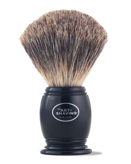 Pure Badger Brush, Black