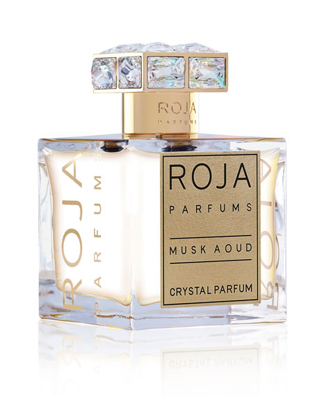 Musk Aoud Crystal Parfum, 100ml