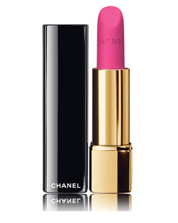 CHANEL LIMITED EDITION ROUGE ALLURE VELVET (MATTE LIP) FOR SPRING 2014 COLLECTION