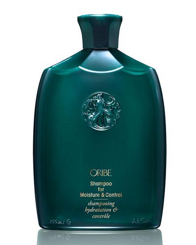 Shampoo for Moisture & Control   8.5 fl. oz