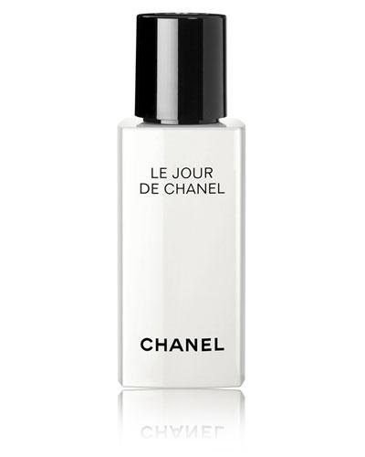 <b>LE JOUR DE CHANEL</b><br> Morning Reactivating Face Care 1.7 oz.