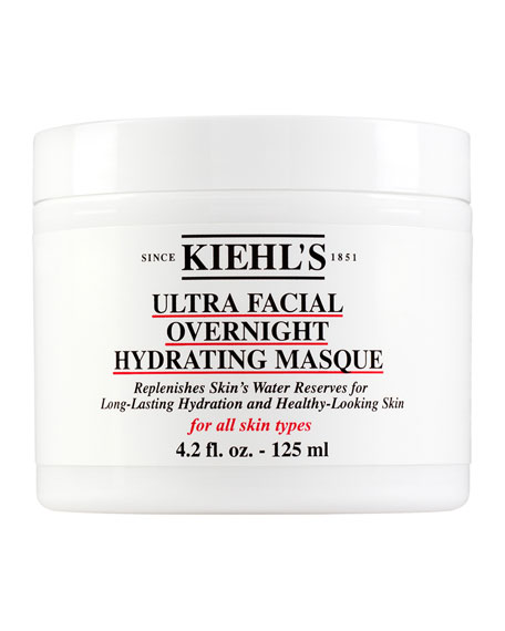 Ultra Facial Overnight Hydrating Mask, 4.2 fl. oz.
