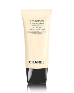 CHANEL LES BEIGES All-In-One Healthy Glow Fluid Broad Spectrum SPF 15 Sunscreen