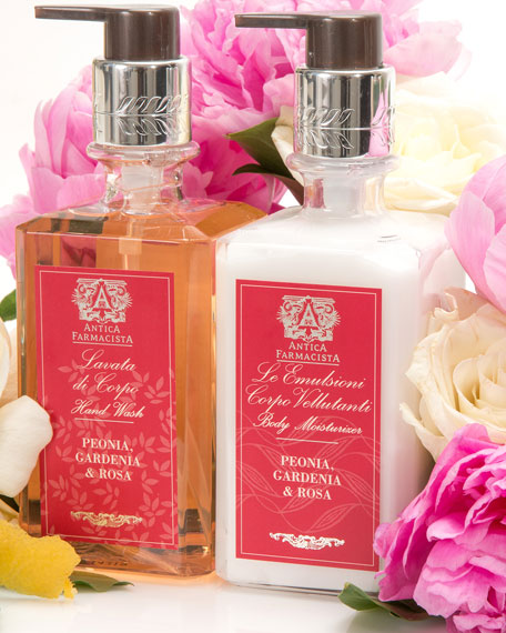 Peonia, Gardenia, & Rosa Hand Wash, 10 oz.