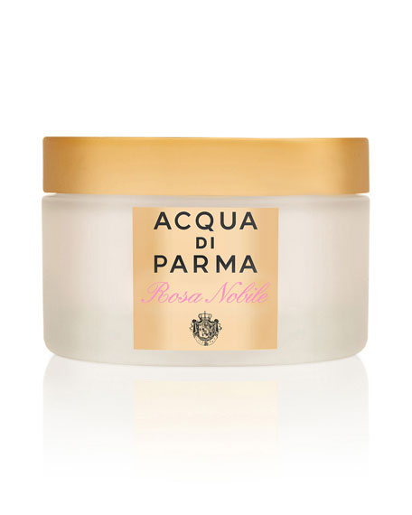 Acqua di Parma Rosa Nobile Body Cream, 5