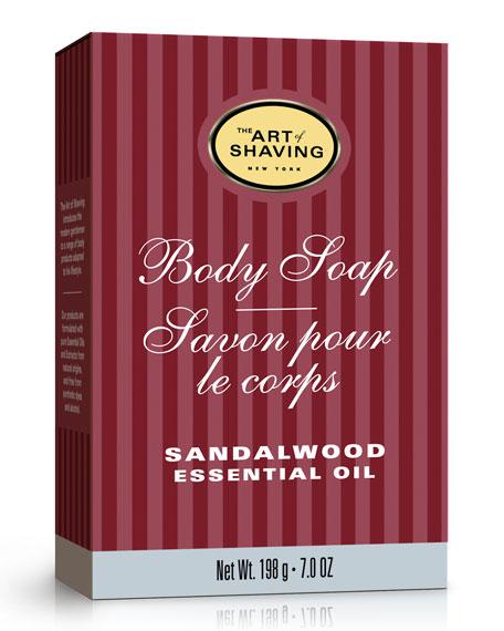 Sandalwood Body Soap, 7 oz./ 190 g