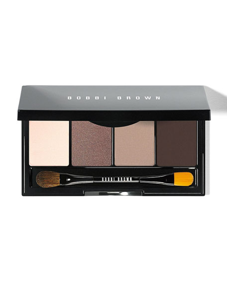 LIMITED ION Bobbi Browns Eye Palette, Illuminating Nudes Collection, 0.2 oz.