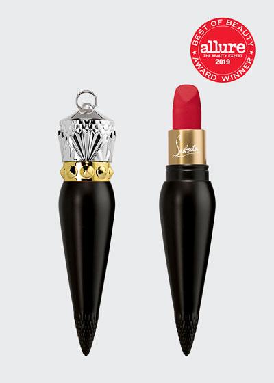 Rouge Louboutin Matte Lipstick