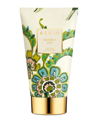 Waterlily Sun Body Cream  5 oz./ 148 mL