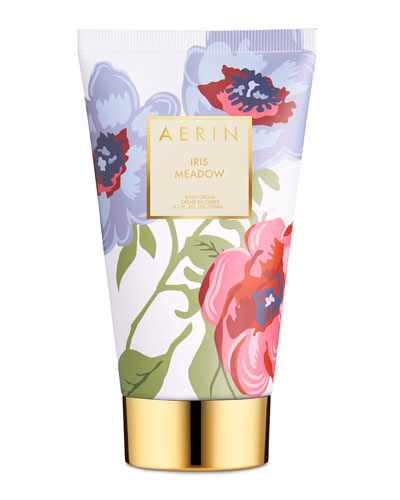 Iris Meadow Body Cream  5 oz./ 148 mL