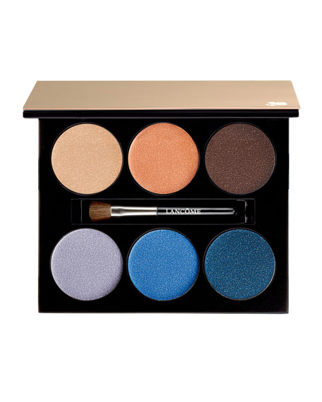 Limited Edition 6 Pan Palette - French Paradise Collection