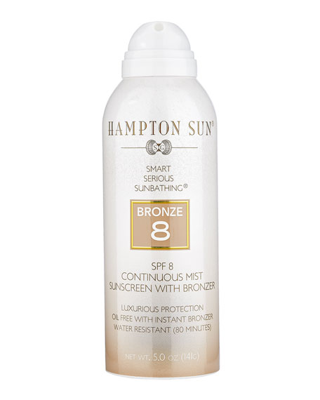 SPF 8 Instant Bronze Mist, 5 oz./ 148 mL