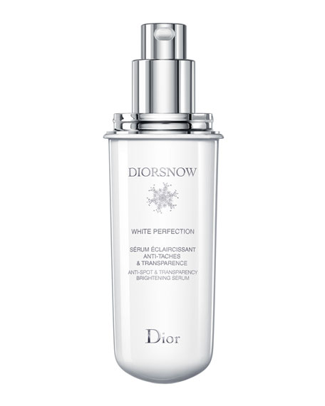 Diorsnow White Perfection Anti-Spot & Transparency Brightening Serum Refill, 50 mL