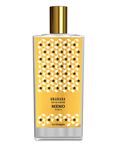 Memo Paris Granada Eau de Parfum Spray, 75