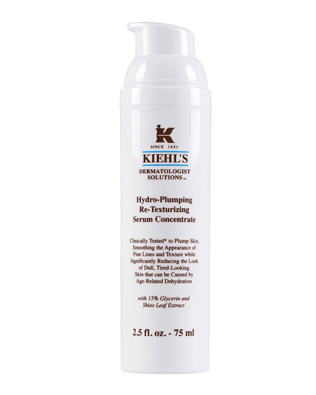 Kiehl's Since 1851 Hydro-Plumping Re-Texturizing Serum