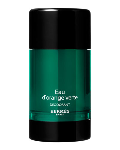 Eau d'orange verte alcohol-free deodorant stick, 2.5 oz.