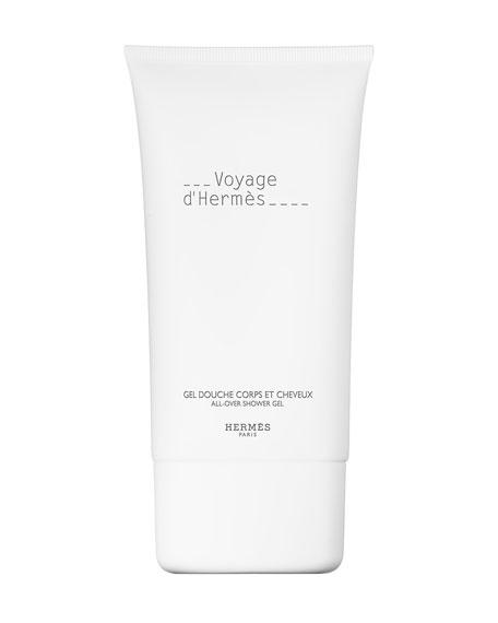 Voyage d'Hermès All over shampoo, 6.7 fl. oz.