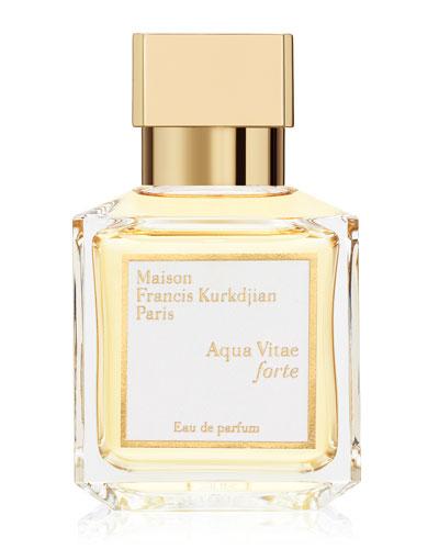 Aqua Vitae forte Eau de Parfum, 2.4 oz./ 70 mL