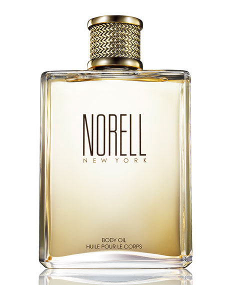 Norell New York Body Oil, 8 oz.
