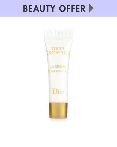 Yours with any Dior Skincare purchase—Online only*