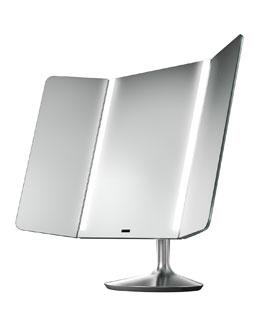 Wide-View Sensor Mirror