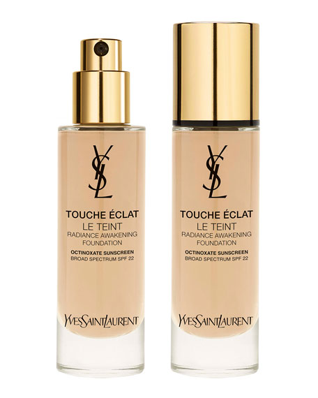 Saint Laurent Touche Éclat Le Teint Radiance Awakening