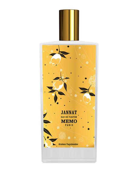 Memo Paris Jannat Eau de Parfum, 75 mL