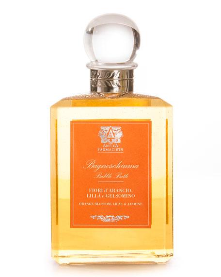 Orange Blossom, Lilac & Jasmine Bubble Bath, 15.8 oz./ 473 mL