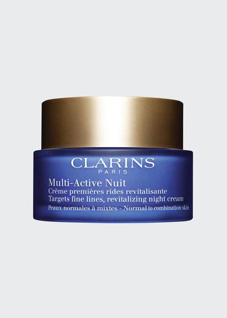 Multi-Active Night Cream, Normal to Combination Skin, 1.6 oz.