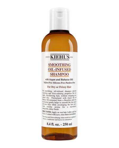 Smoothing Oil-Infused Shampoo  8.4 oz.