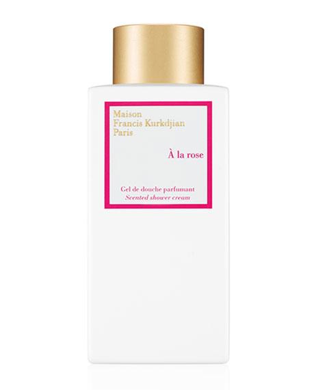 À la rose Scented Shower Cream, 8.5 oz./ 250 mL