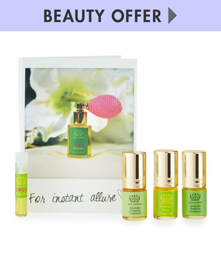 Receive a free 4-piece bonus gift with your $125 Tata Harper purchase