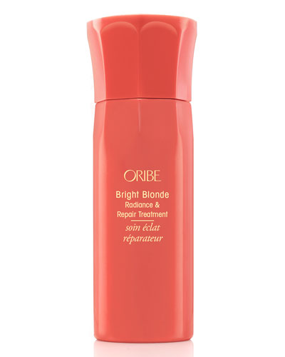 Bright Blonde Radiance & Repair Treatment, 4.2 oz.