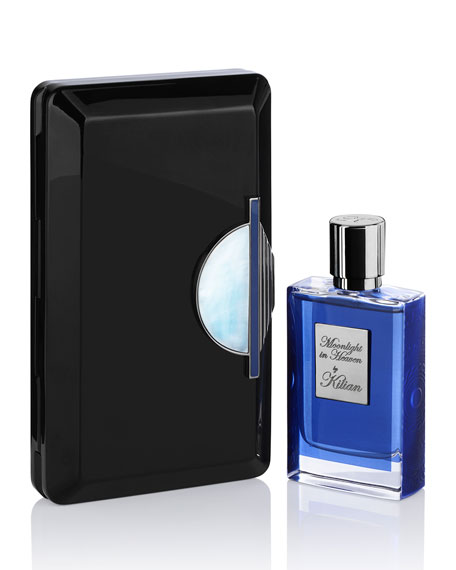 Moonlight in Heaven 50 mL Refillable Spray and its Clutch