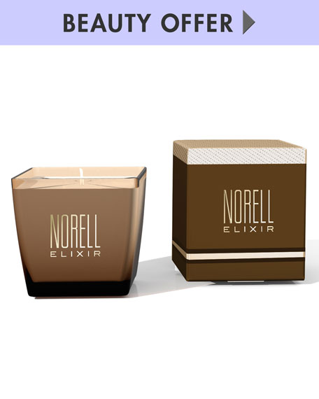 Yours with any $150 Norell purchase—Online only*