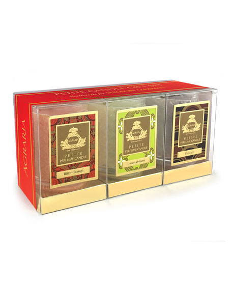 Agraria Petite Candle Gift Set