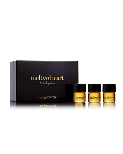meltmyheart refill set  3 x 1.25 ml