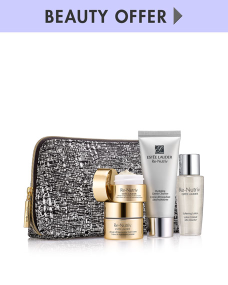 Receive a free 5-piece bonus gift with your $125 Estée Lauder purchase