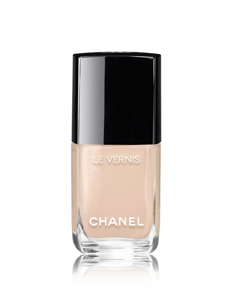 CHANEL LE VERNIS - White Longwear Nail Colour