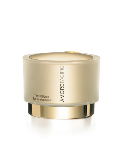 TIME RESPONSE Eye Renewal Crème, 0.5 oz./ 15 mL