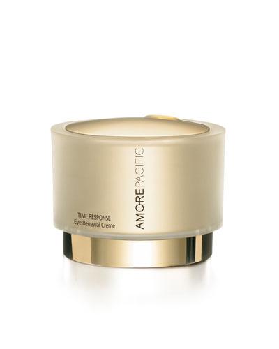 TIME RESPONSE Eye Renewal Crème, 0.5 oz./ 15 mL