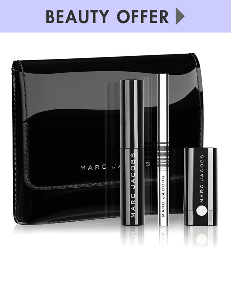 Yours with any $125 Marc Jacobs purchase*
