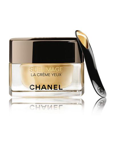 <b>SUBLIMAGE LA CR&#200;ME YEUX </b><br>Ultimate Regeneration Eye Cream, 0.5 oz.