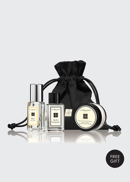 Receive a free 3-piece bonus gift with your $175 Jo Malone purchase