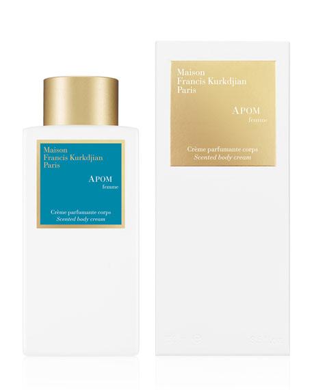 APOM femme Scented Body Cream, 8.5 oz./ 250 mL