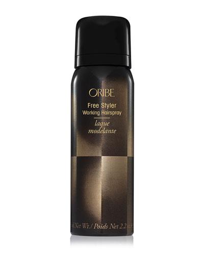 Free Styler Working Hairspray  Purse Size  2.2 oz./ 75 mL