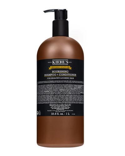Healthy Hair Scalp Shampoo Conditioner  1L
